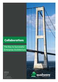 Collaboration: The key to successful Enterprise Architecture
